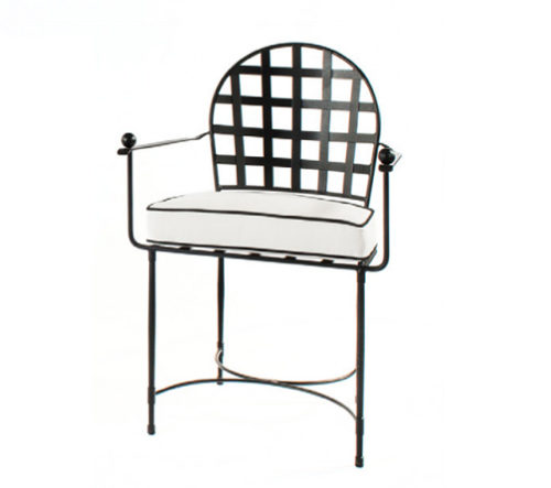 ... Amalfi Living Round Back Chairs T7