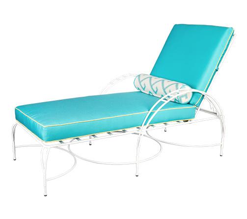 Phoenician chaise lounge amalfi living for Amalfi chaise lounge