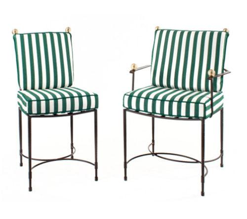 Delightful ... Amalfi Dining Side Chair