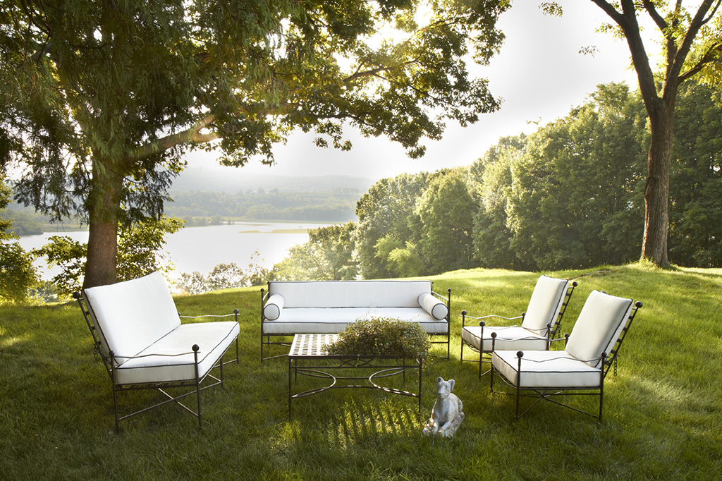 Amalfi Collection - Lounge Chairs, Tuxedo Sofa & Sofa as seen in Janus Et Cie