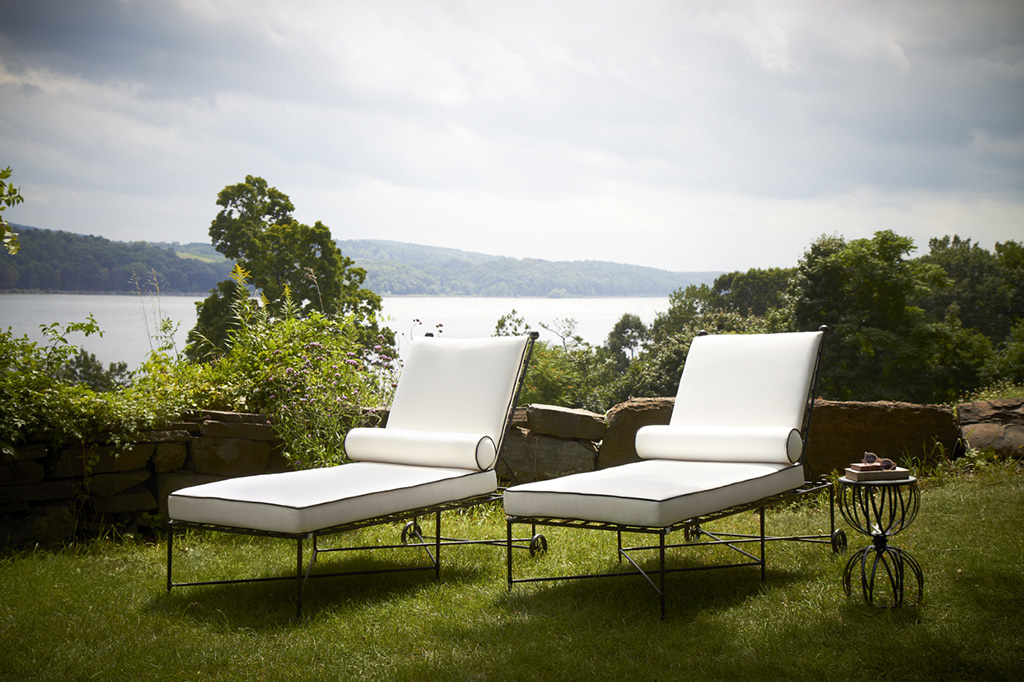 Amalfi Collection - Chaise Lounges as seen in Janus Et Cie