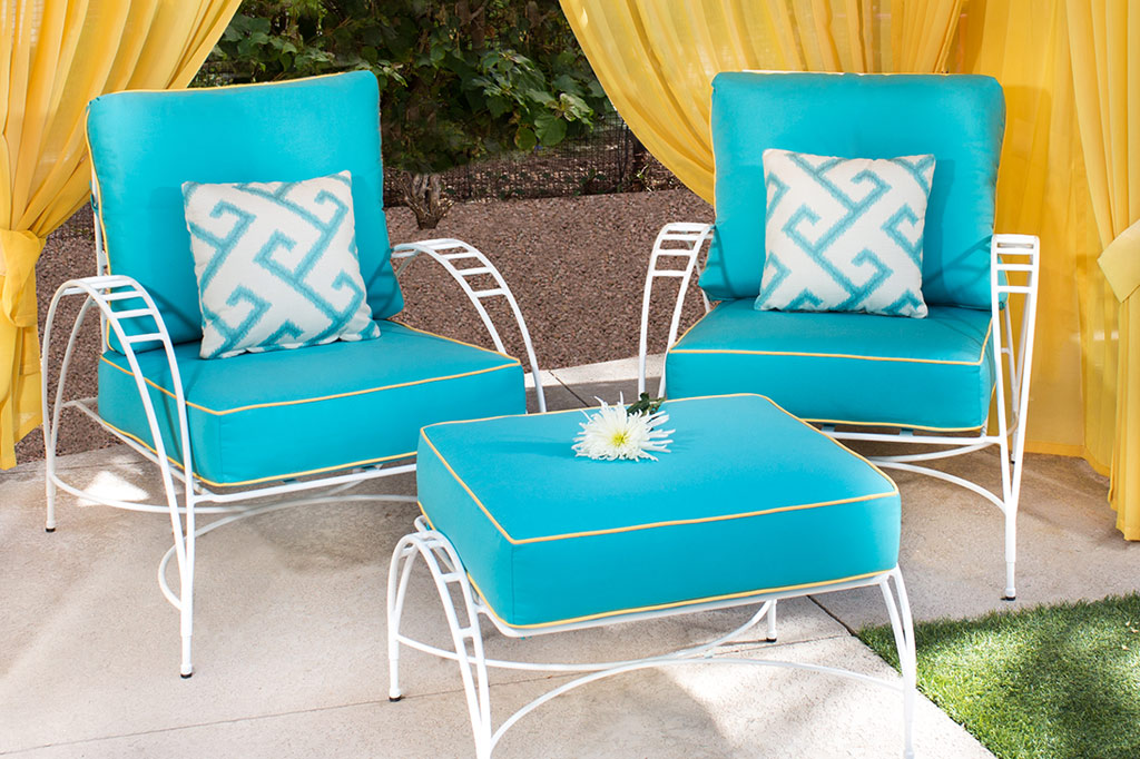 Phoenician Collection - Lounge Chairs