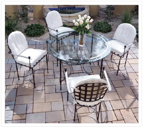 Where To Order Amalfi Custom Patio Furniture