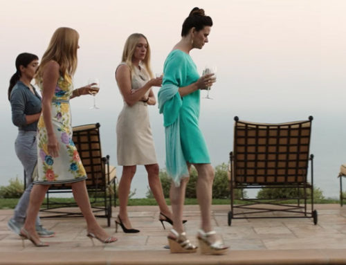 """Amalfi Collection Featured in """"Beatriz at Dinner"""""""