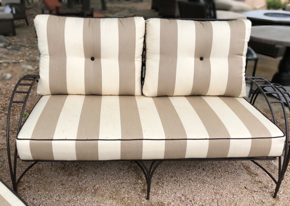 phoenician-outdoor-sofa-brown-frame-striped-cushions