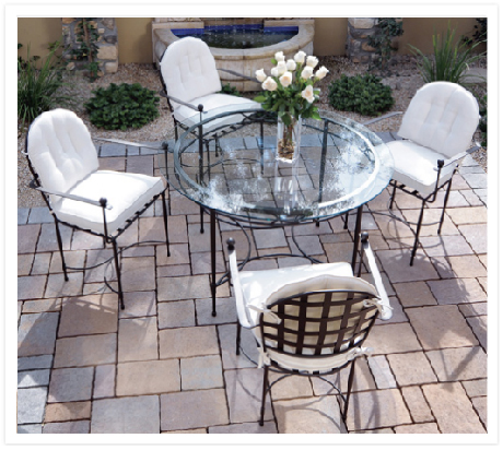 where to order amalfi custom patio furniture